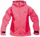 Bergans Reine Kids Jacket dark watermelon/watermelon