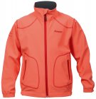 Bergans Killingen Kinder Softshell bright orange