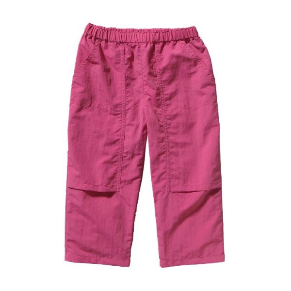 Patagonia Summit Pants blue UV Schutz 50 Magenta