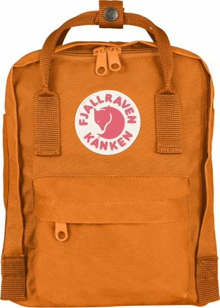 Fjällräven Mini Kanken Klassiker burnt orange
