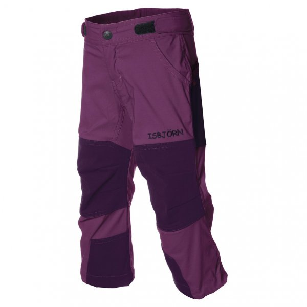 Isbörn of Sweden Trapper Pant plum