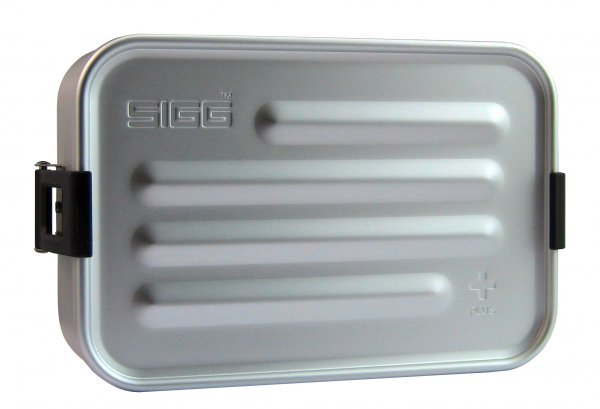 SIGG Metal Food BOX Plus Alu Lunchbox