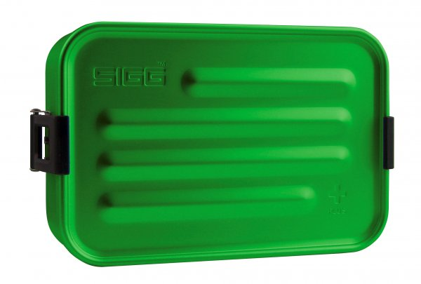 SIGG Metal Food BOX Plus grün Lunchbox